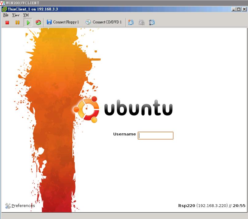 ubuntu ltsp client
