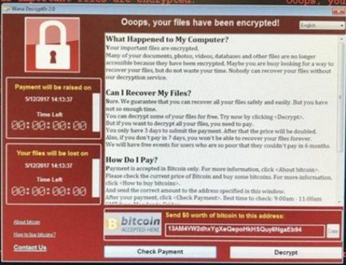 【WanaCrypt0r 2.0】勒索病毒WanaCrypt0r 2.0