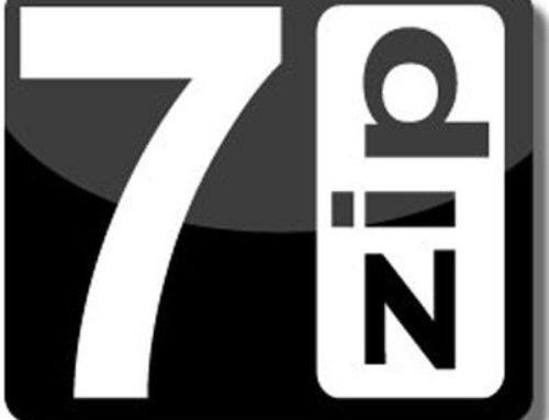 【7zip】壓縮使用多核心 7-Zip compression on multi-core computers