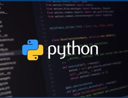 【程式】關於python